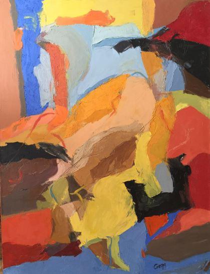 Durante la siesta. Cristina Prieto Crespi