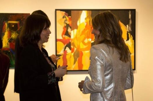 Cristina Prieto Crespi en Agora Gallery, NY