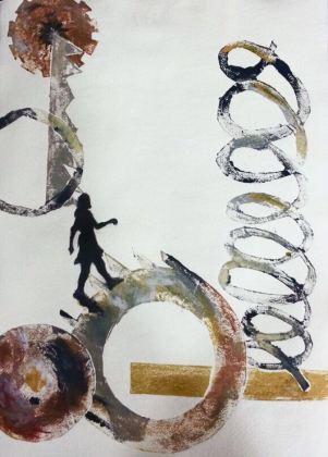 Tiempo sin tiempoVII- Cristina Prieto Crespi