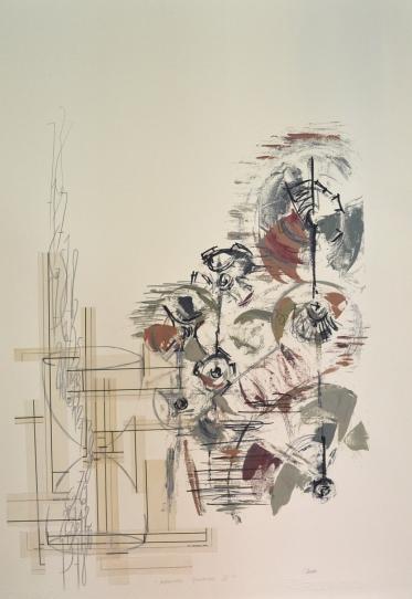 Fugacidad III - Grafito y Monotipo