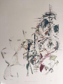 Fugacidad VIII - Grafito y Monotipo