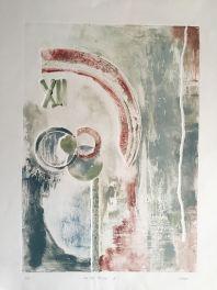 Fugacidad XI - Grafito y Monotipo