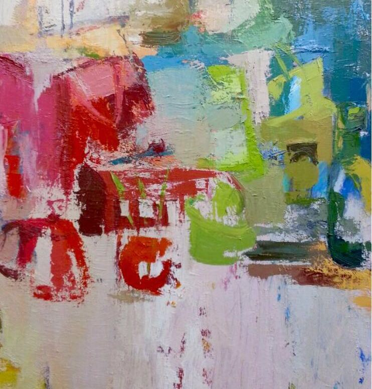 La tetera roja. Cristina Prieto Crespi.